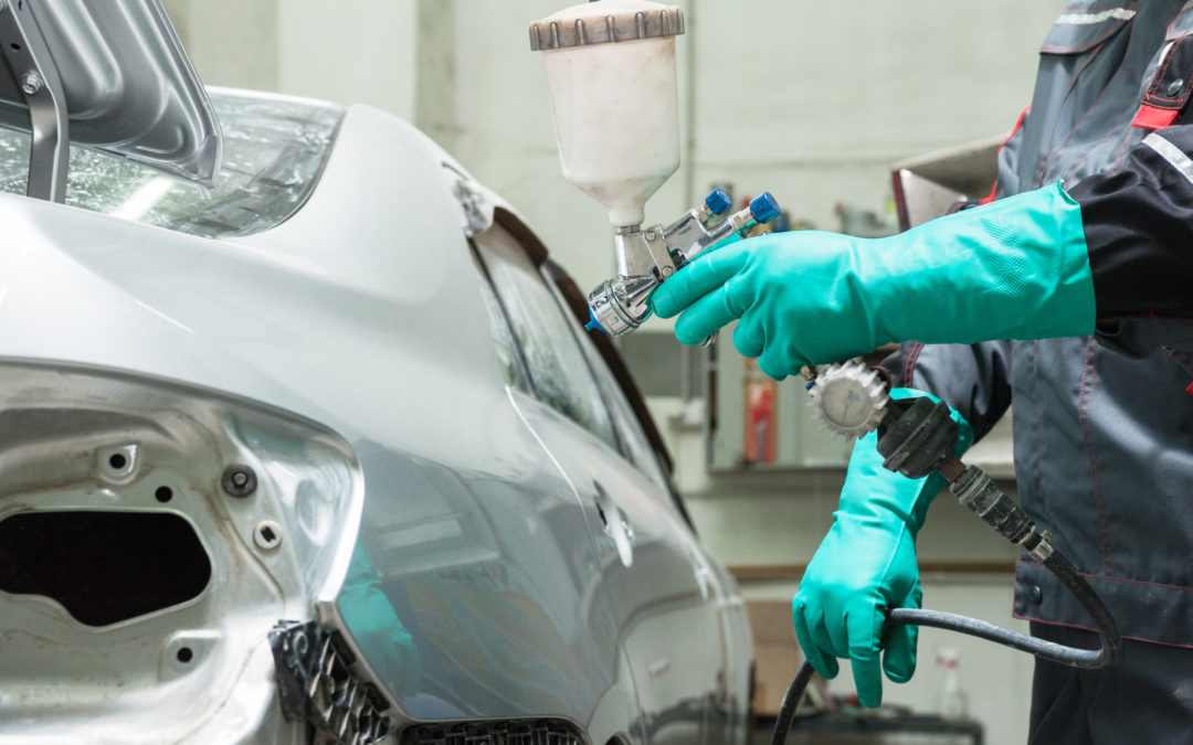 Choosing the Best Collision Repair Shop