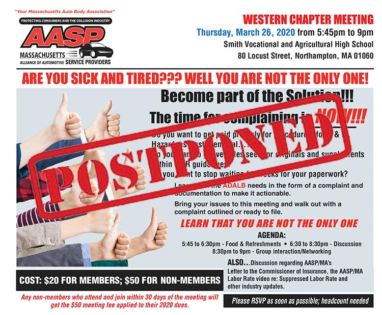 Western Meeting 3-26-20