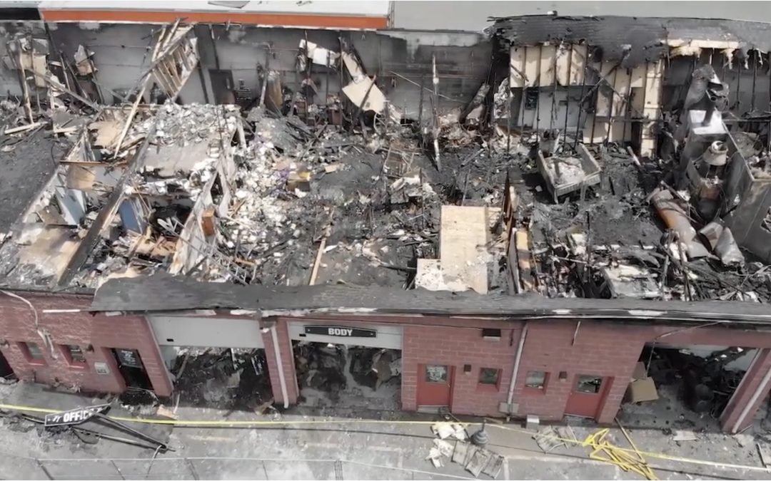 Please Help Member: Shop Destroyed By Fire
